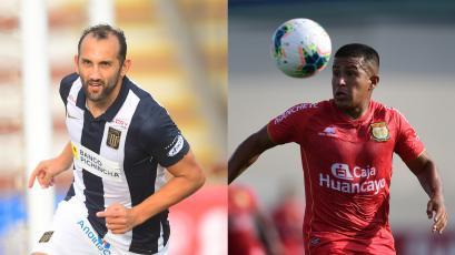 Liga1 Betsson: así formarían Alianza Lima y Sport Huancayo para enfrentarse por la fecha 8 de la Fase 2