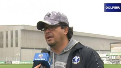 """Víctor Rivera: """"El grupo está motivado, con una carga de confianza importante"""""""