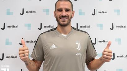 Leonardo Bonucci retorna a la Juventus