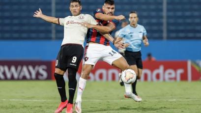 Copa Libertadores: Universitario perdió en su visita a Cerro Porteño y quedó eliminado