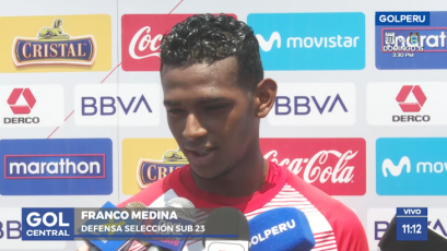 Franco Medina: