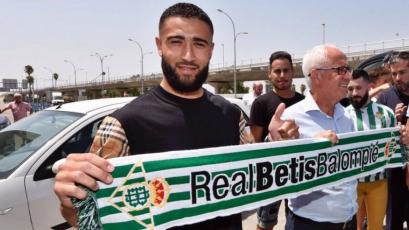 Nabil Fekir ya está en Sevilla para fichar por el Betis