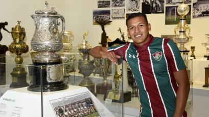 Copa Brasil: Fernando Pacheco se perfila como titular en Fluminense para visitar a Moto Club