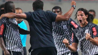 Alianza Lima y su último triunfo en Copa Libertadores que fue precisamente ante Nacional (VIDEO)