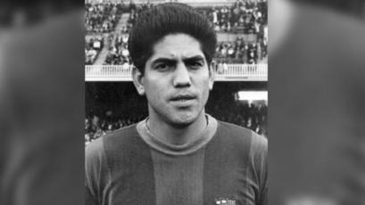 Juan Seminario: el único 'Pichichi' peruano de la liga española