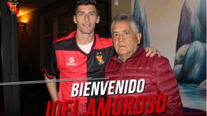 Melgar anuncia a Joel Amoroso como nuevo refuerzo