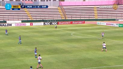 Deportivo Municipal venció a Real Garcilaso (3-0)