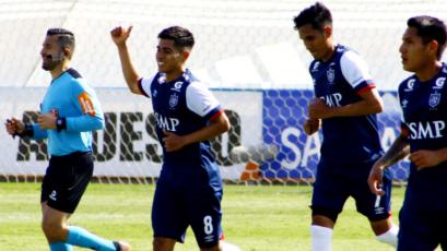 Liga1 Movistar: Universitario volvió a tropezar, cayendo por 3-2 ante San Martín (VIDEO)