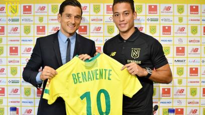 Cristian Benavente:
