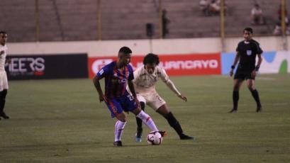 Universitario igualó 1-1 en el Monumental ante Alianza Universidad