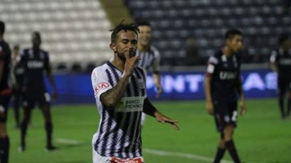 Alianza Lima derrotó a la San Martín y volvió al triunfo tras 50 días (1-0)