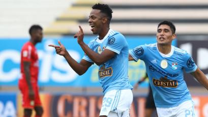 Liga1 Betsson: Sporting Cristal venció por 1-0 a Sport Huancayo y continúa invicto en el grupo B (VIDEO)
