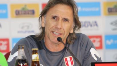 """Ricardo Gareca: """"La sanción a Paolo es totalmente injusta"""""""