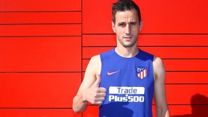 Atlético de Madrid oficializó fichaje de Nikola Kalinic