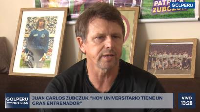 Juan Carlos Zubczuk: