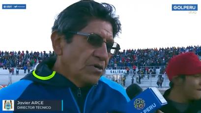 """Javier Arce: """"Demoramos un poquito más, pero gracias a Dios se logró el objetivo"""""""