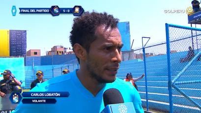 """Carlos Lobatón: """"No hemos ganado nada, no nos podemos relajar"""""""