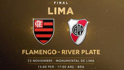 River vs. Flamengo: se inició la venta de entradas para la gran final de la Copa Libertadores