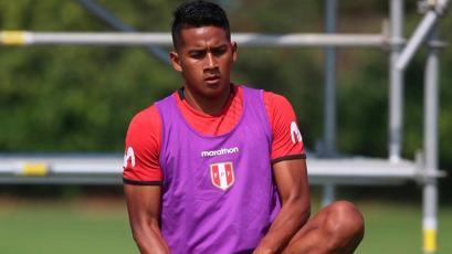 """Josué Estrada: """"Depende de mí quedarme en la Selección Peruana"""" (VIDEO)"""