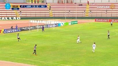 San Martín venció a Alianza Lima