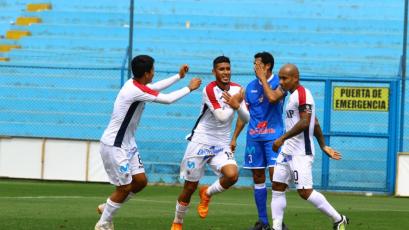 San Martín vuelve al triunfo ante Deportivo Binacional