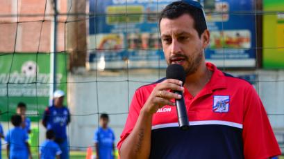 Renzo Sheput sobre su retiro del fútbol profesional: