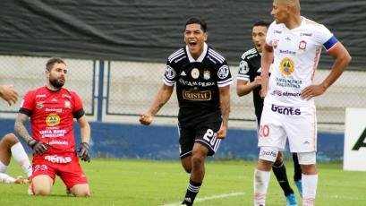 Copa Bicentenario: Sporting Cristal superó 2-0 a Ayacucho FC y clasificó a semifinales (VIDEO)