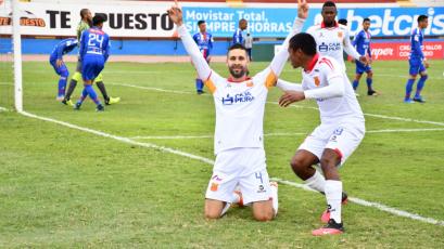 Liga1 Movistar: Atlético Grau superó a Carlos A. Mannucci y sumó su primer triunfo en la Fase 1