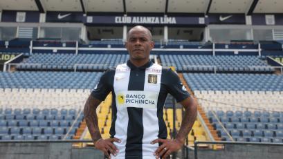 Alianza Lima: Wilmer Aguirre es el nuevo refuerzo del cuadro blanquiazul