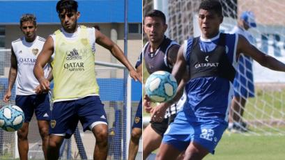 Boca Juniors vs Godoy Cruz: Carlos Zambrano y Wilder Cartagena, convocados para este domingo