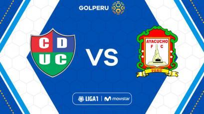 Liga1 Movistar: Unión Comercio recibe a Ayacucho FC por la fecha 12