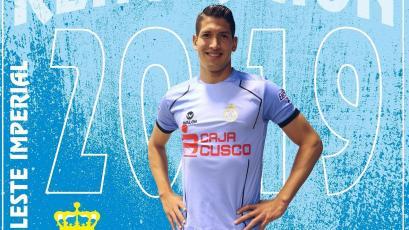 OFICIAL: Alexis Cossio renovó con Real Garcilaso por todo el 2019