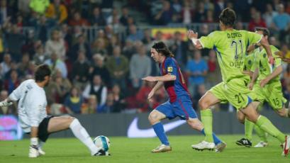 Lionel Messi: se cumplen 13 años de su gol maradoniano al Getafe por la Copa del Rey (VIDEO)
