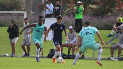 Liga1 Movistar 2020: Deportivo Municipal cayó en amistoso ante Ayacucho FC (FOTOS)