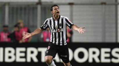 Copa Libertadores: el póker de Fred que convirtió un día como hoy para salvar al Atlético Mineiro (VIDEO)