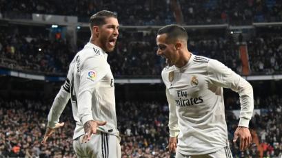 Copa del Rey: Real Madrid supera 4-2 al Girona y pone un pie en semifinales