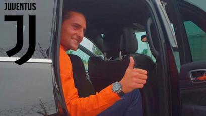Juventus confirma el fichaje de Adrien Rabiot