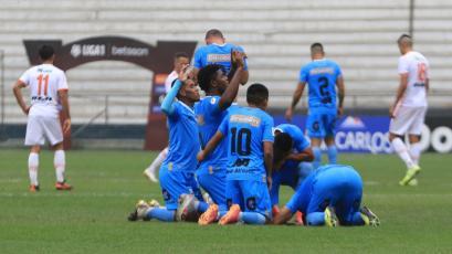 Liga1 Betsson: Deportivo Binacional venció 3-1 a Ayacucho FC por la novena fecha de la Fase 2 (VIDEO)