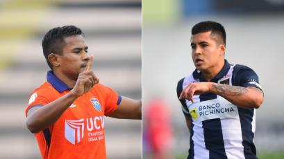 Liga1 Betsson: así alinearían la Universidad César Vallejo y Alianza Lima por la novena fecha de la Fase 2