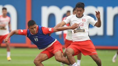 Selección Peruana: Sub 20 viajó a Brasil para disputar cuadrangular amistoso