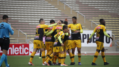 Liga1 Movistar: Academia Cantolao se quedó con la victoria ante Sport Boys