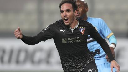 Copa Libertadores: Binacional no pudo frente a LDU y perdió en el Estadio Nacional (VIDEO)