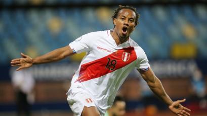 Perú vs. Ecuador: la magistral asistencia de Gianluca Lapadula para el golazo del 2-2 de André Carrillo (VIDEO)