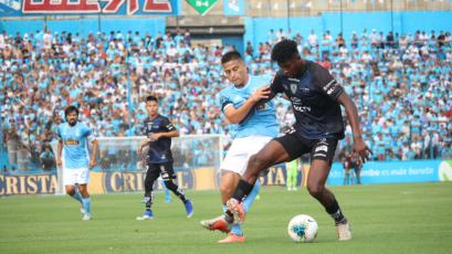 Sporting Cristal empató 2-2 con Independiente del Valle en su presentación oficial (VIDEO)