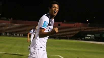 Koichi Aparicio firmó por Unión Comercio