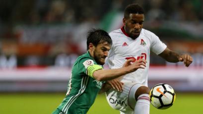 Con Jefferson Farfán, Lokomotiv igualó sin goles ante el Ufa