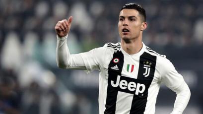 Cristiano Ronaldo le da el triunfo a la Juventus frente al Torino
