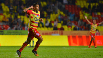 Edison Flores anota dos golazos con el Monarcas Morelia en los play off de la Liga MX (VIDEO)