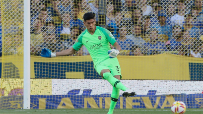 Boca Juniors: Andrada volvió a atajar y podría estar en la final de la Libertadores