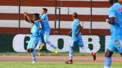 Binacional goleó 4-0 a Cantolao y tomó la punta de la Liga1 Movistar